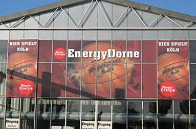 Digitaldruck EnergyDome